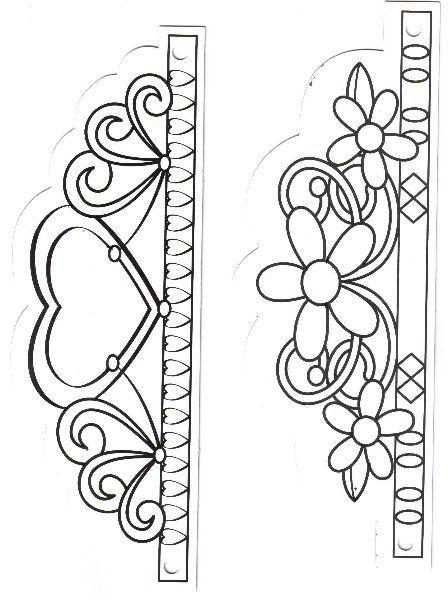 3d Paper Crown Template Tiara Princess Crown Template