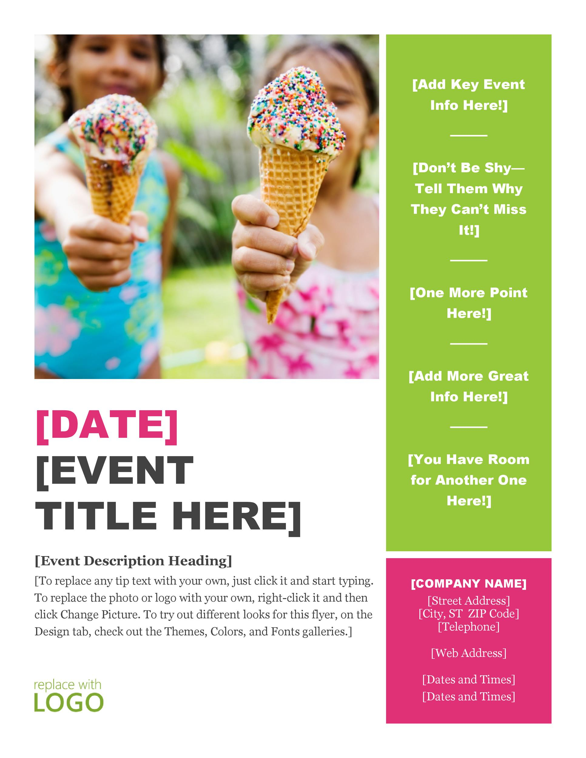 40 Amazing Free Flyer Templates Event Party Business