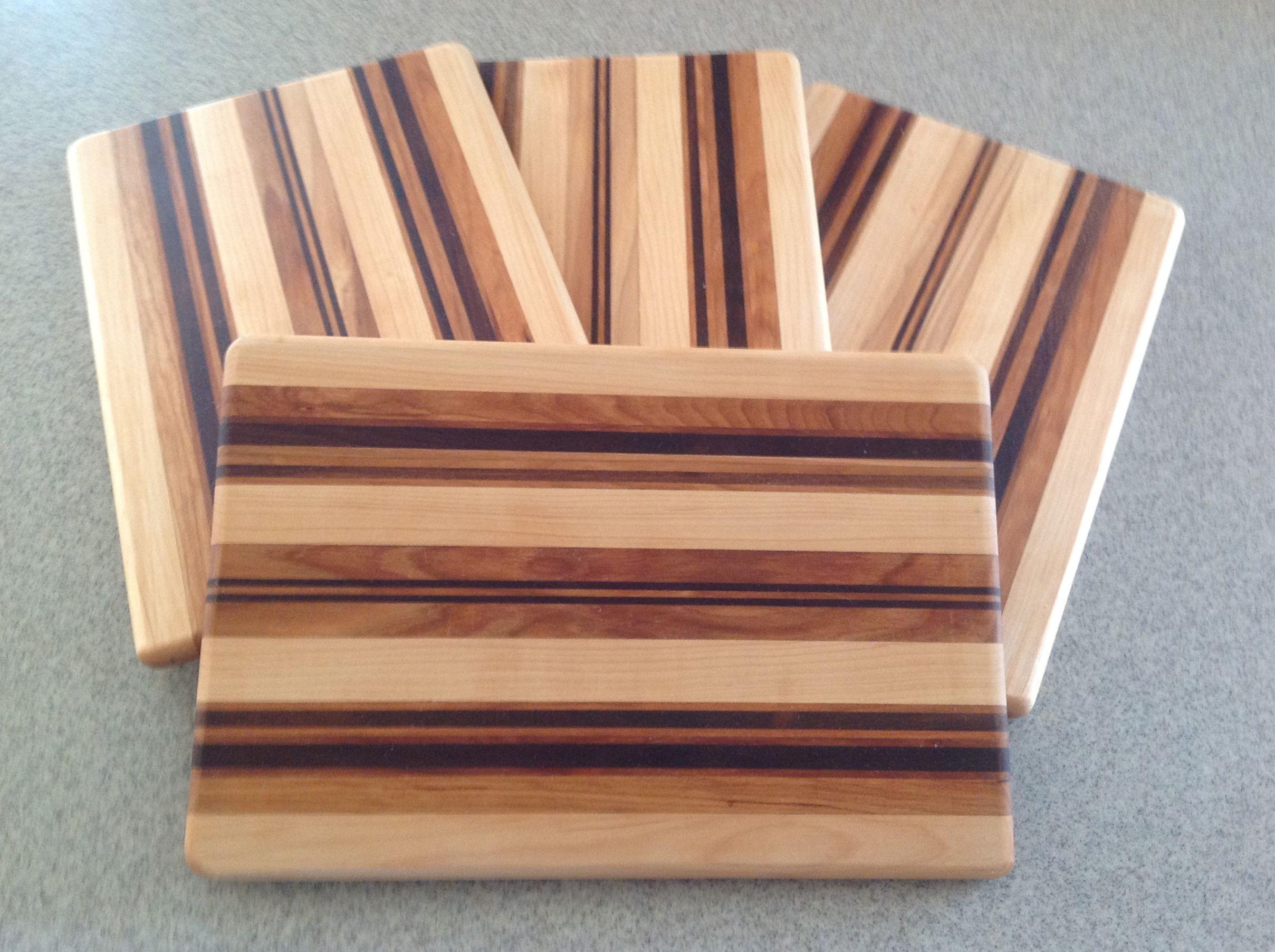 Cutting Boards Finishing Up Dan In Focus