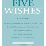 Fillable Five Wishes Aurora Health Care Fill Online