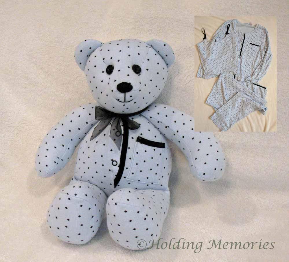 Memory Bear Pattern Free Memory Bears Pattern Bear
