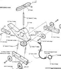 Over 100 Free Wooden Toy Woodcraft Plans At AllCrafts