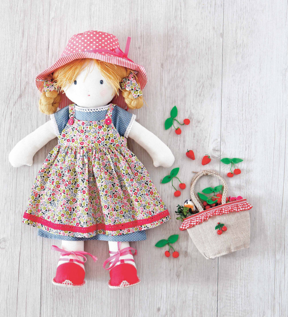 Pattern Printable Rag Doll Sewing Pattern Doll Clothes