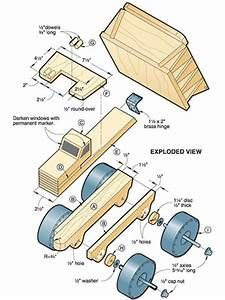 PDF Free Wood Toy Truck Plans Plans Free Wood Toys Plans