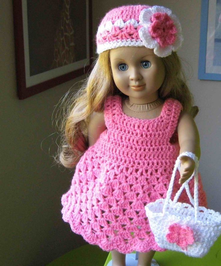 Pin On 18 Doll Patterns