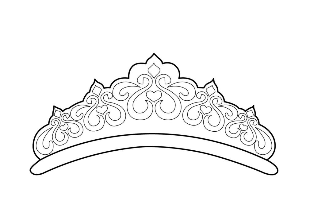 Simple Tiara Drawing At GetDrawings Free Download