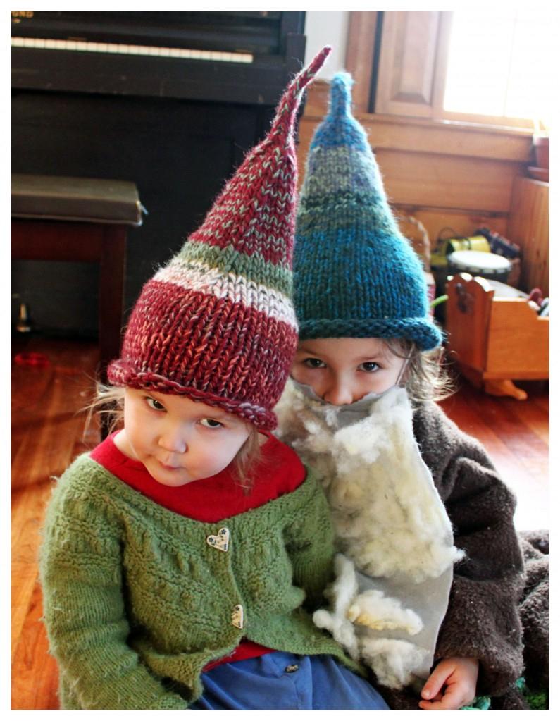 The Scrappy Gnome Hat PatternBespoke Bespoke