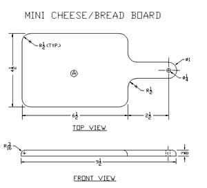 The Tool Crib 20 Free Cutting Board Plans The 4 That