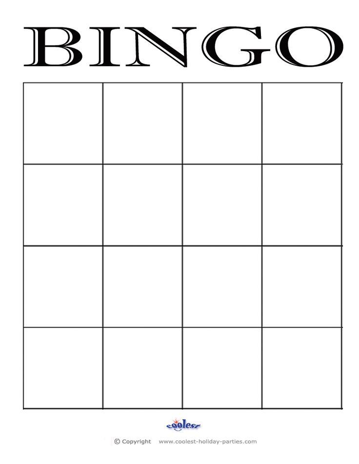 Bingo Pelipohja Bingo Cards Printable Templates Custom