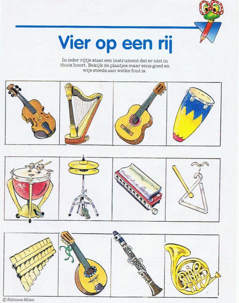 Free Printable Musical Instrument Bingo Cards Printable