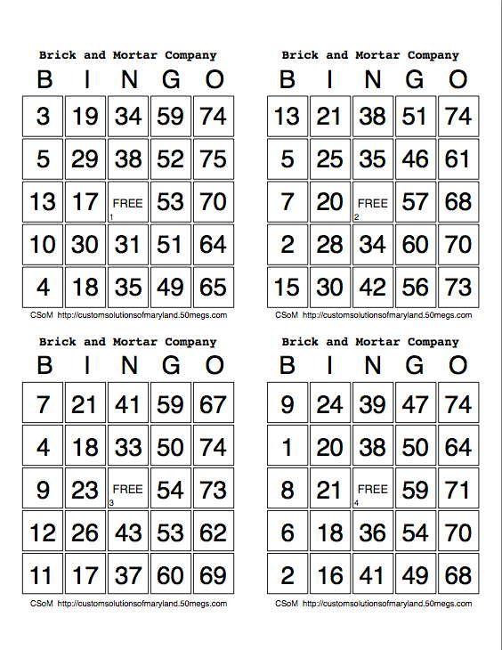 My Bingo Cards Keygen Download Keygen Cartones De