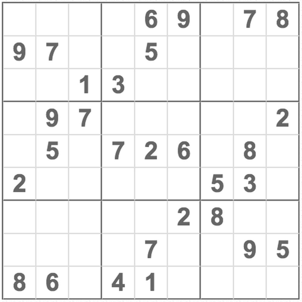 Daily Sudoku Printable Printable Template Free