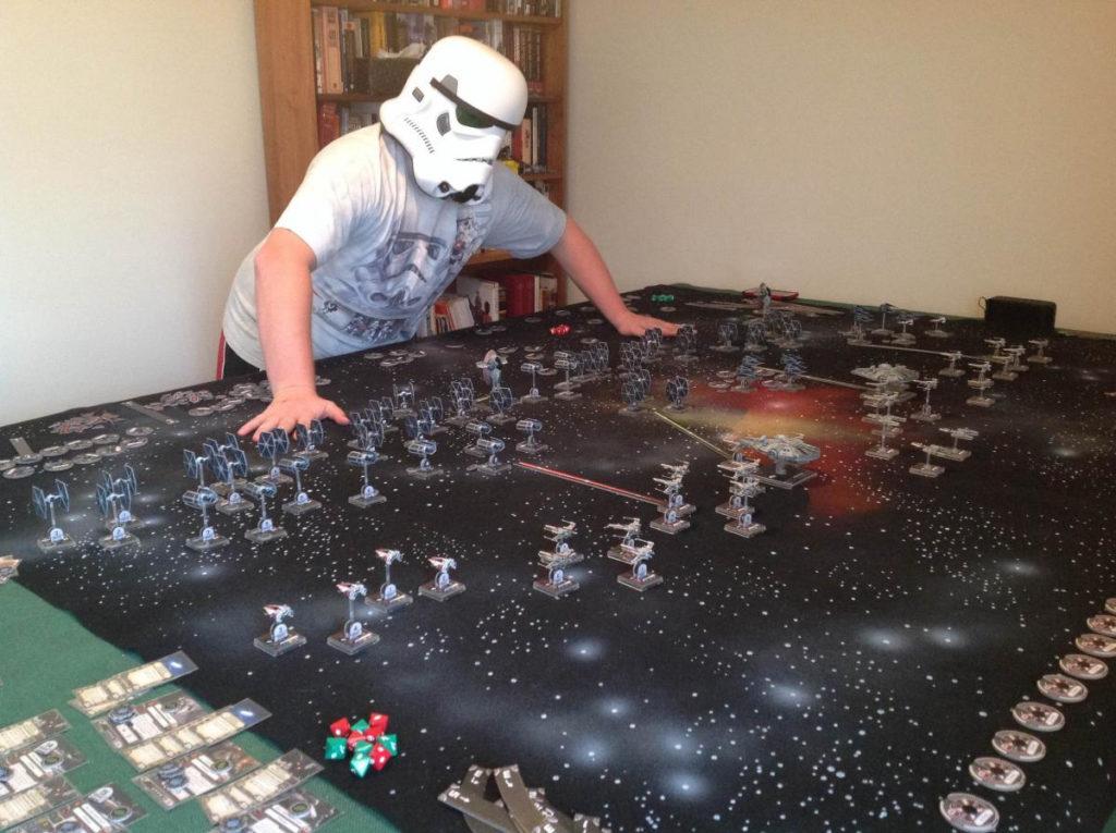 Star Wars X Wing Tabletop Allmystery