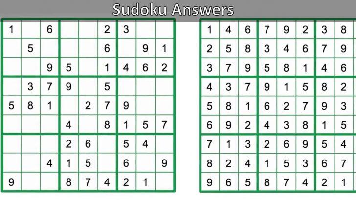 Stupendous Chicago Tribune Daily Sudoku Printable Weaver