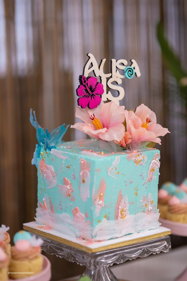 Tropical Moana Themed Party Pretty My Party Party Ideas