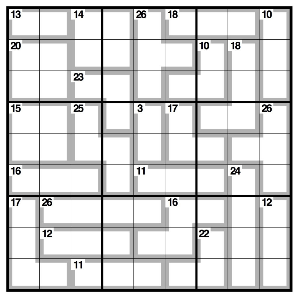 Observer Killer Sudoku Life And Style The Guardian