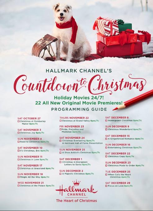 36 New Hallmark Christmas Movies Coming Your Way Allmomdoes
