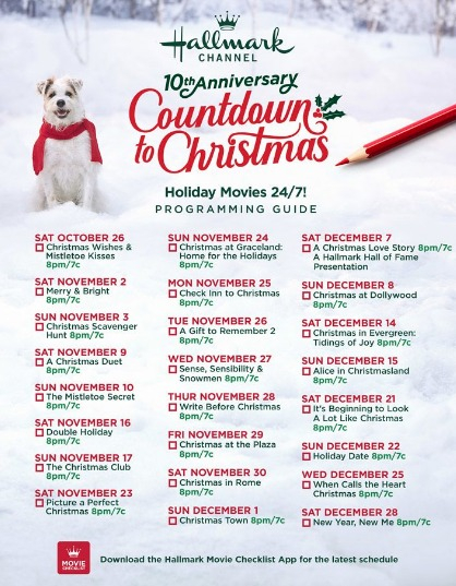 Hallmark Christmas Movies 2019 NEW Hallmark Movie