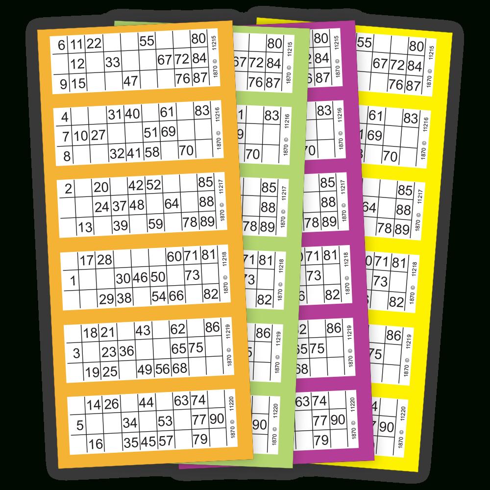 Printable Uk Bingo Cards 1 90 Printable Bingo Cards